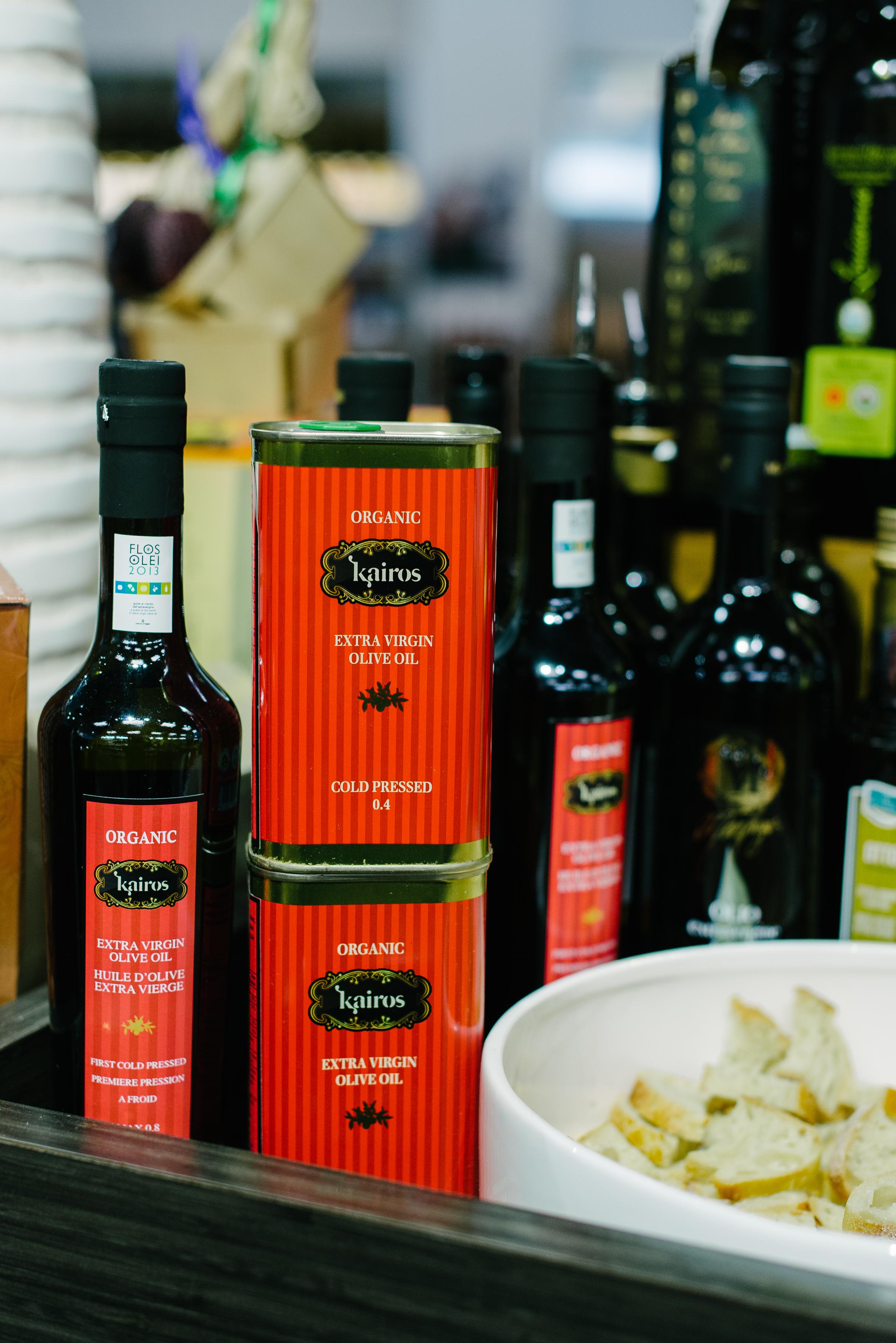 Kairos Olive Oil