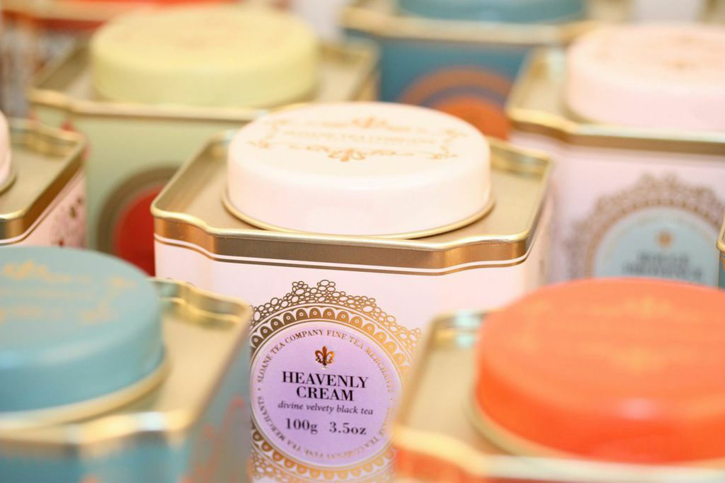 Heavenly Cream Signature Blend Black Tea